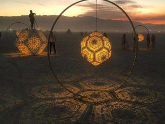 Les plus belles images de Burning Man 2017