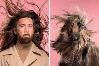 Ce photographe prend des chiens et leurs propriétaires côte à côte, et la ressemblance est étonnante !