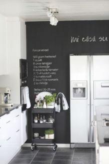 De la peinture ardoise dans la cuisine 03