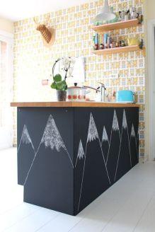De la peinture ardoise dans la cuisine 10