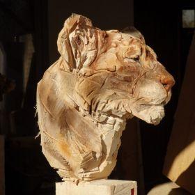 Les sculptures à la tronçonneuse de l'artiste Jürgen Lingl-Rebetez 18