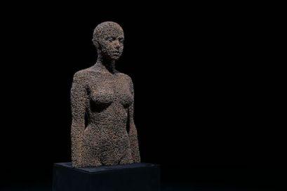 Les-Sculptures-grandeur-nature-de-Chaînes-de-Vélo-expriment-des-Émotions-humaines-puissantes-15