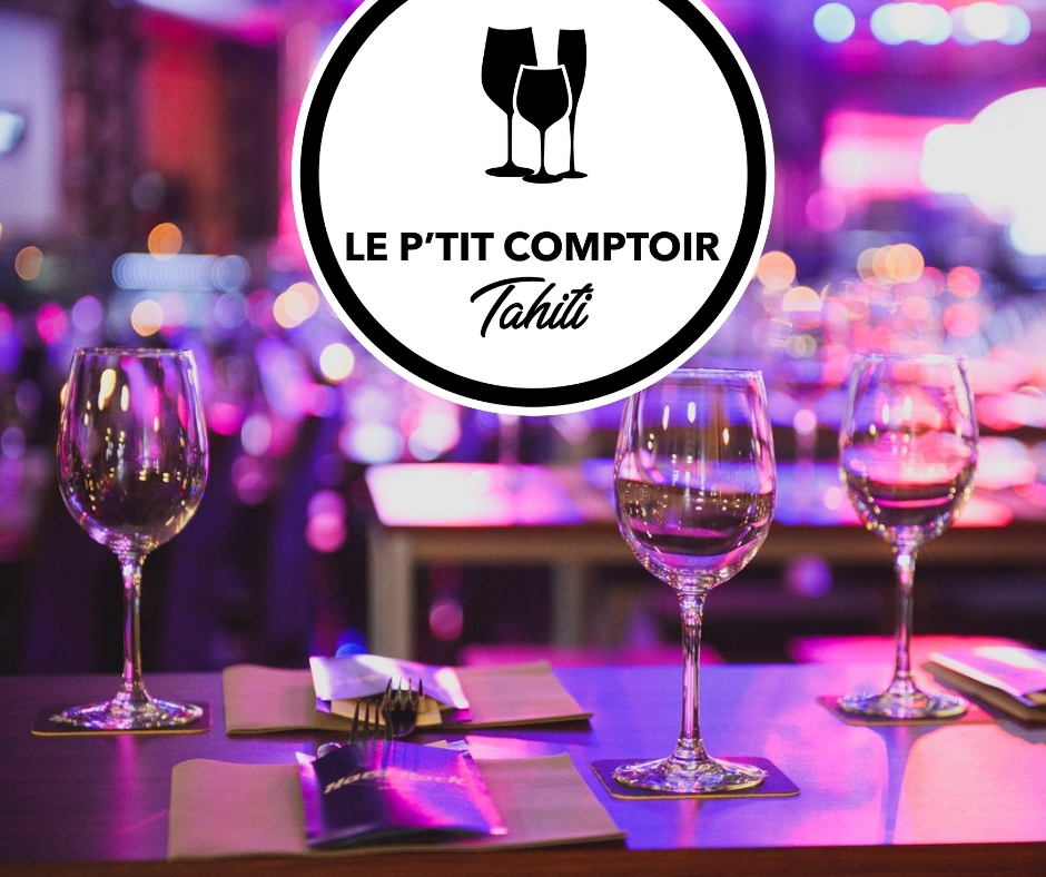 Le P'tit Comptoir – Moving Tahiti