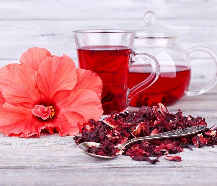 """Résultat de recherche d'images pour """"5. Thé d'hibiscus"""""""