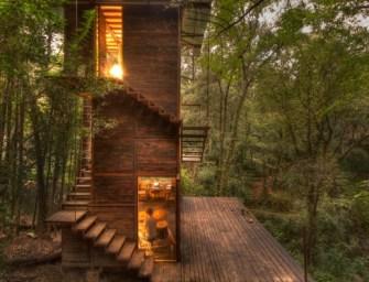 «Casa Flotante»réalisée par les Architectes Talleresque à México
