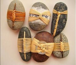 Les pierres décorées de trassage (17)