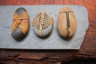Les pierres décorées de trassage (20)