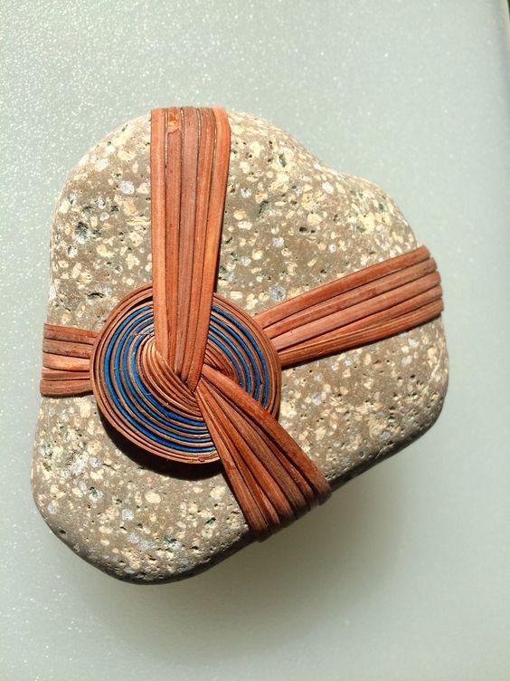 Les pierres décorées de trassage (21)