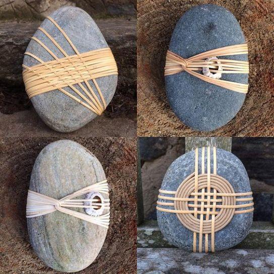 Les pierres décorées de trassage (22)