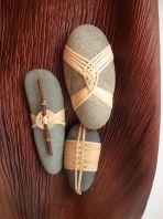 Les pierres décorées de trassage (28)