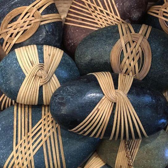 Les pierres décorées de trassage (6)
