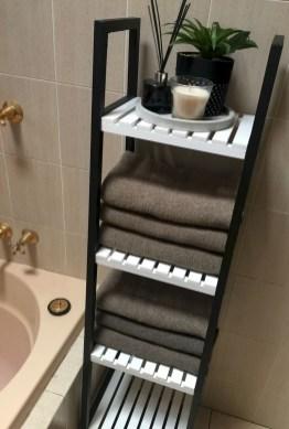 Des idées deco pour votre petite salle de bain (23)