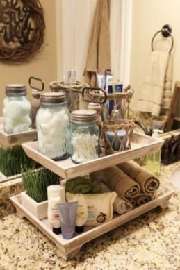 Des idées deco pour votre petite salle de bain (25)