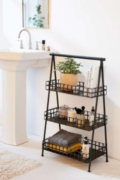Des idées deco pour votre petite salle de bain (31)
