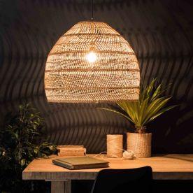 Les meubles en rotin, bambou tissés (8)
