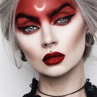 Halloween make up 2019 (16)
