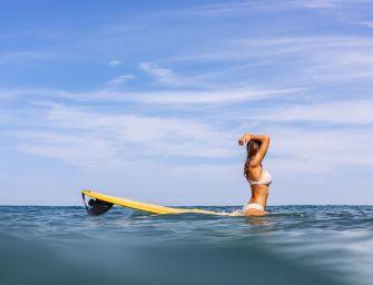 Un aileron électrique pour prendre plus de vagues en surf !