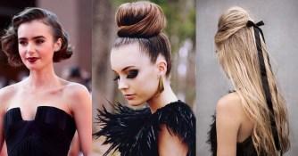 Quelle coiffure de réveillon allez-vous choisir ?