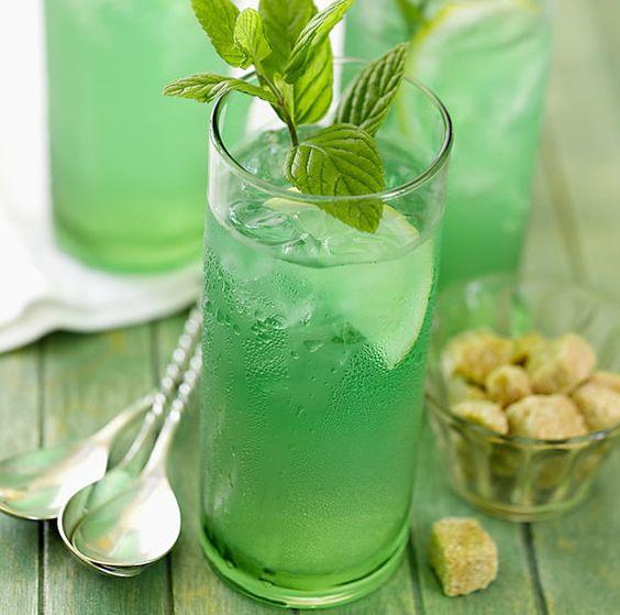 cocktail menthe rhum