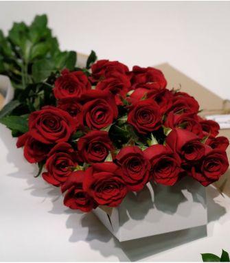 Saint Valentin : Quelles fleurs offrir à votre amoureuse ?