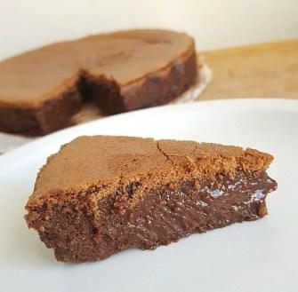 Un fondant au chocolat très spécial