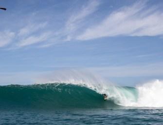 Keahi de Aboitiz, le kitesurfeur dans les tubes