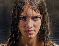 Peintures hyperréalistes de femmes par l'artiste Philipp Weber