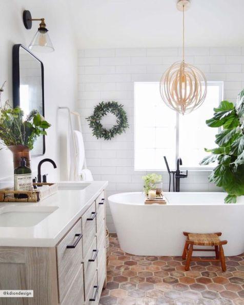 Des plantes dans votre salle de bain (15)