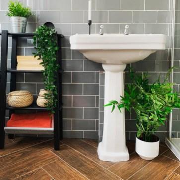 Des plantes dans votre salle de bain (8)