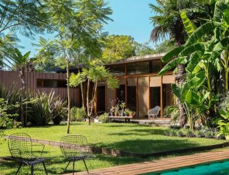Une maison de rêve en pleine nature par Alejandro Sticotti