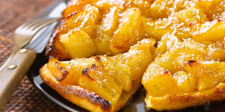 tarte-tatin-a-l-ananas