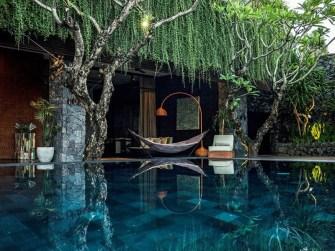 La villa MANA à Canggu en Indonésie