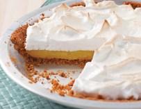 La tarte au citron minceur