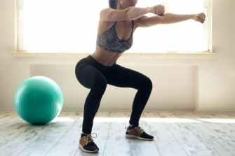 Le défi fitness : 100 squats par semaine durant un mois