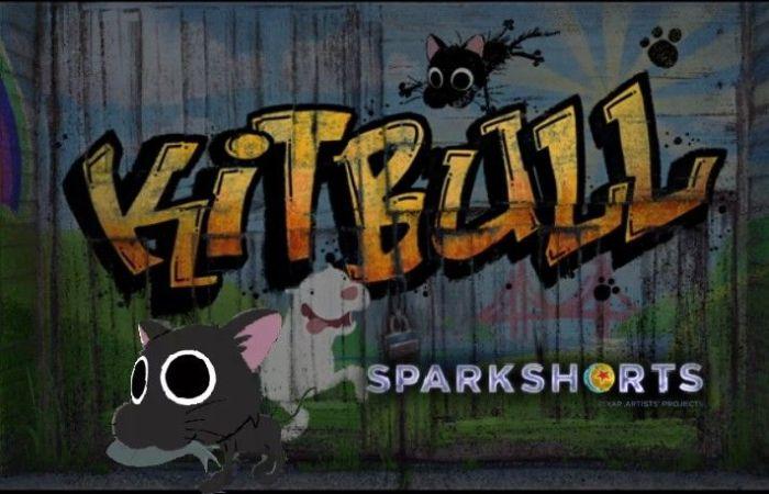 Un pitbull et un chaton errant forment une amitié improbable dans ce court-métrage de Pixar «Kitbull».