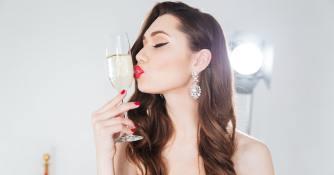 Les effets néfastes de l'alcool sur votre peau !