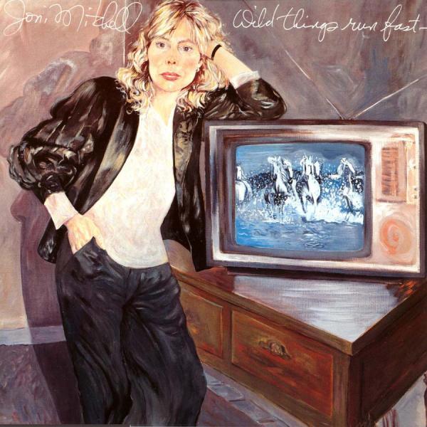 New Wave Love Songs Joni Mitchells Wild Things Run Fast