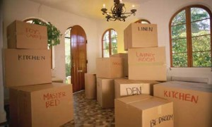 boxes labeled