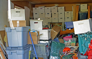 Declutter Your Home with Portable Storage Containers