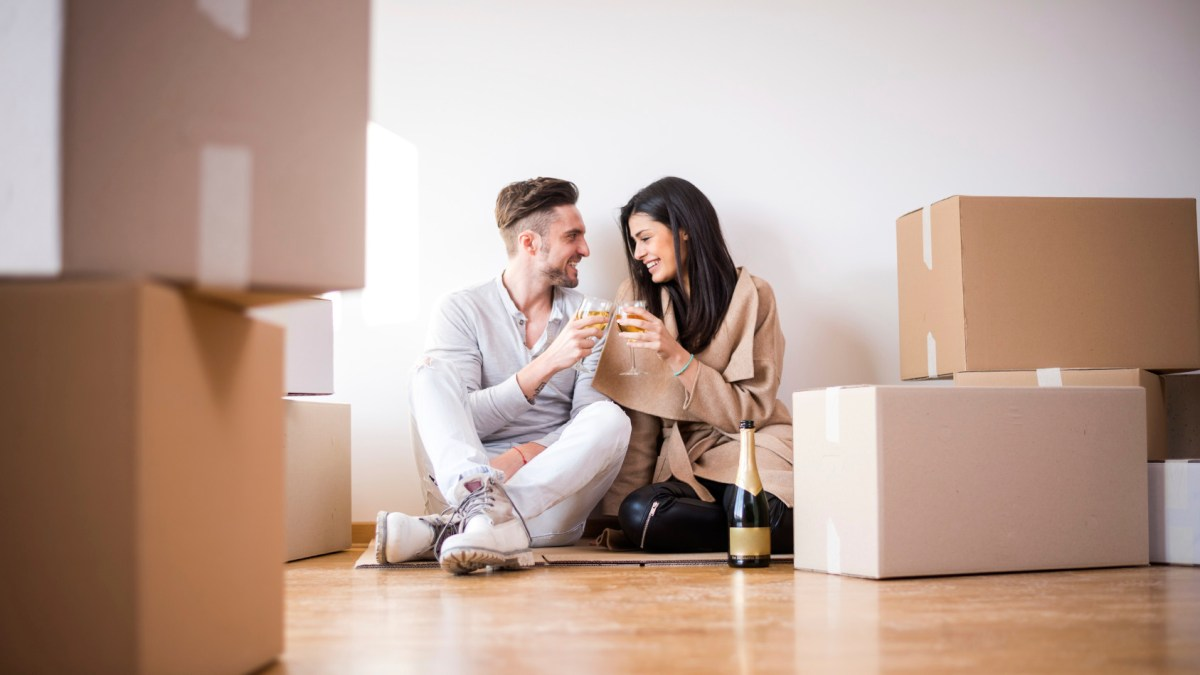 Moving in Together? 5 Things You Should Talk About First