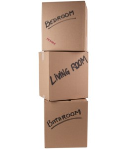 The Best Moving Boxes for Every Room in Your Home