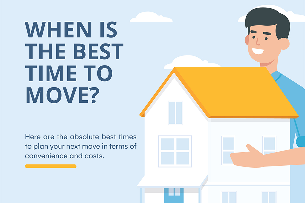 When is the Best Time to Move?