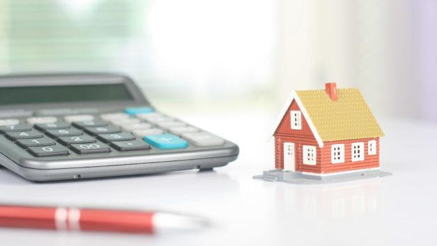 house calculator pen