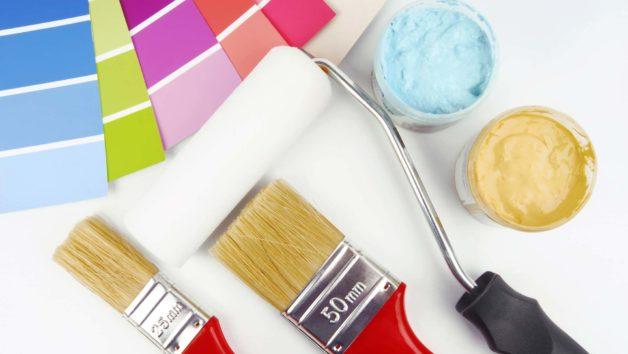 interior painting tips tricks. Black Bedroom Furniture Sets. Home Design Ideas