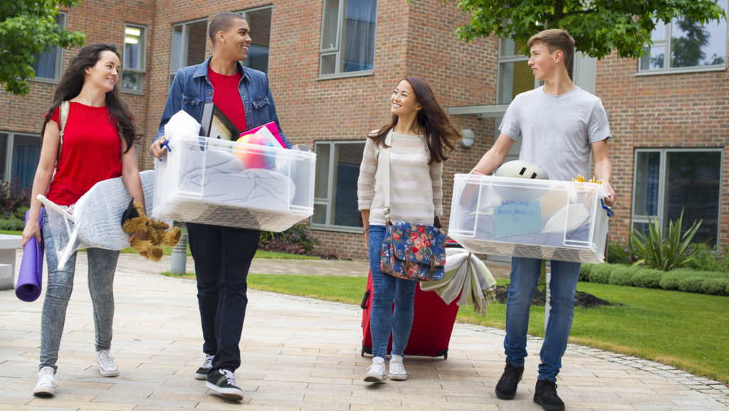 Tips for College Kids Moving Out of Student Housing