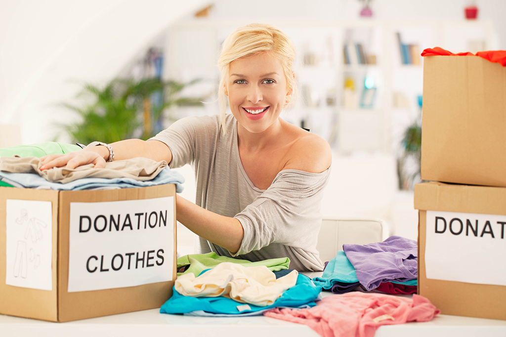 Where to Donate Your Stuff Before Moving