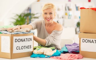 donation clothes