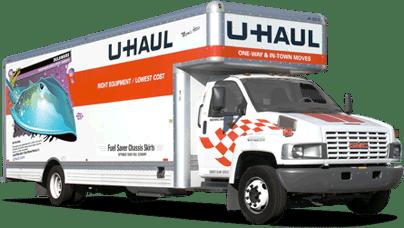Cheap moving truck rental nj
