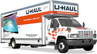 does u haul provide drivers