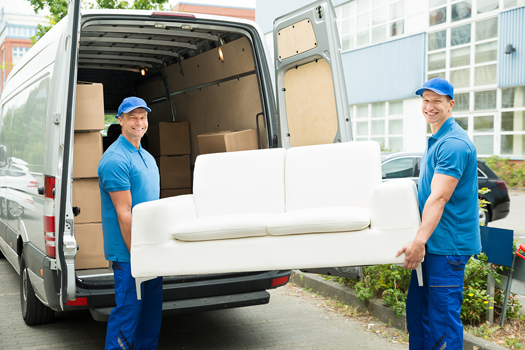 Local moving companies